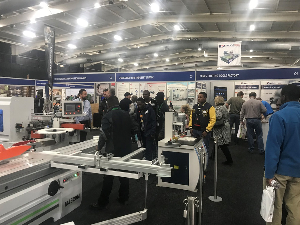 WoodEX for Africa, Deck & Flooring Expo 2018: Above and beyond 2