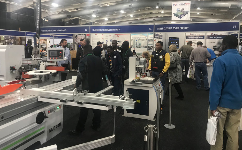 Exhibition bookings for the 6th edition of WoodEX for Africa now open 2